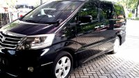 Jual Toyota Alphard 2.4 ASG At