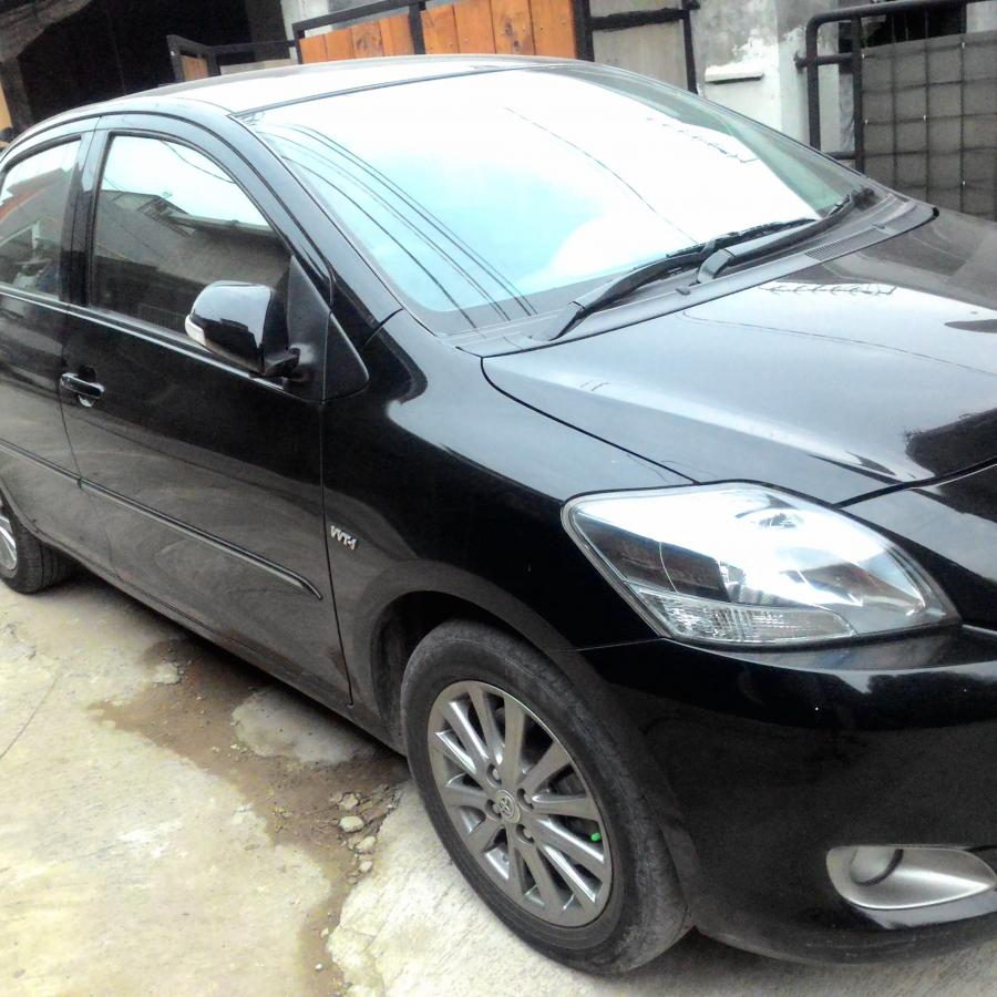 Toyota Vios 2012 Matic At Type G 15 Body Cover Sarung Mobil Side
