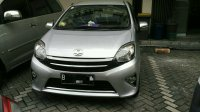 Jual Toyota: Agya 1.0 G AT 2014 (KM rendah)