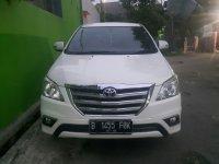 Toyota: Jual Mobil Innova Matic 2014, Km rendah (20170711_055048_resized_1.jpg)