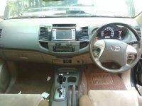 Jual Toyota Fortuner Th 2013, 2.5 G TRD DSL A/, Kondisi Istimewa, siap pake