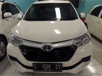 Jual Toyota GrandNew Avanza E2016 Putih.Kredit/TT