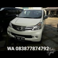 Toyota: Dijual avanza 2013 1.3 G air bag