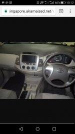Jual Toyota: Innova G'11AT Hitam BSN pajak panjang Sept'18 siap pakai