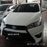 Toyota: Dijual Mobil T.Yaris S TRD (IMG_20170724_113426.jpg)
