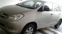 Toyota: Dijual Kijang Innova Type E Tahun 2006