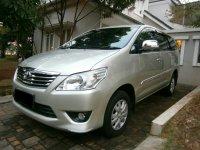 Jual Toyota Kijang Innova G AT 2012 Angsuran Ringan