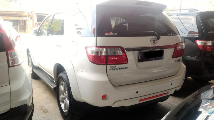 Toyota Fortuner G 2.7 at 2009 bensin - MobilBekas.com