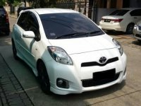 Jual Toyota Yaris S Limited 2012 Angsuran Ringan