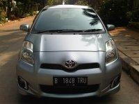 Jual Toyota Yaris E 1.5cc Manual Th.2013