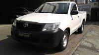 Jual Toyota: Hilux Single Cabin 2.5 Diesel  ( P.U )  Tahun 2015