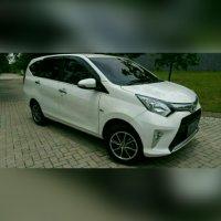 Jual Toyota: CALYA MANUAL bisa kredit