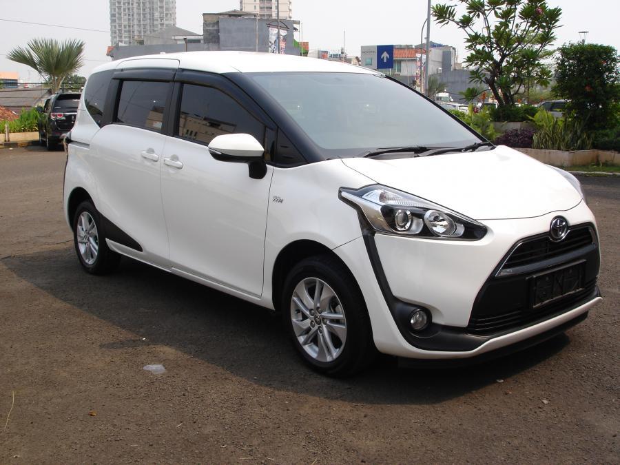 Toyota Sienta G Mt 2016 Kondisi Seperti Baru Mobilbekas Com
