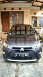 Toyota: JUAL YARIS 2014 G, A/T CVT (13110.jpg)