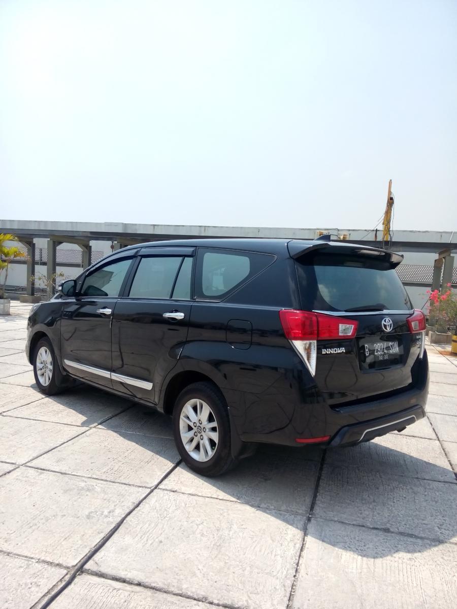 Toyota new innova reborn 2.4 V luxury diesel 2017 ...