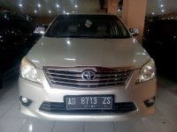 Toyota: Kijang Grand New Innova G Manual Tahun 2011