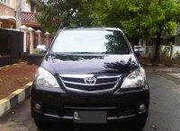 Jual Toyota Avanza Type G Hitam MT Tahun 2010