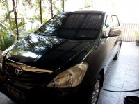 Jual Toyota: Innova type G luxury 2.0 AT 2010