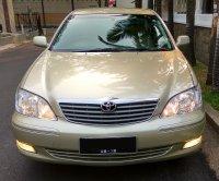 Jual Toyota Camry 2.4 G Matic Sedan 2003 Bagus Original