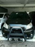 toyota rush 2014 G automatic hitam