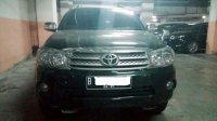 Jual Cepat Toyota Fortuner 2.5 G D-4D Diesel MT 2011 Black Terawat