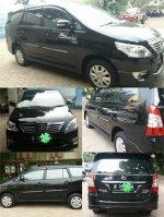 Toyota: JUAL CEPAT Kijang Innova G Lux AT 2012 Bensin