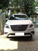 Toyota: Mobil dijual Innova Type G A/T Tahun 2014 (Innova 1688 bagian depan.jpeg)