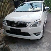 Toyota Kijang: jual Inova Diesel 2012