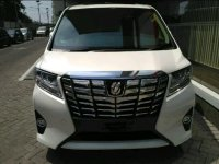 Jual Ready new toyota alphard
