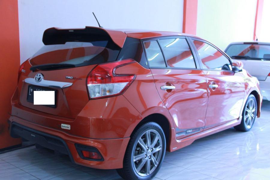 Toyota Yaris trd A/T 2014 - MobilBekas.com