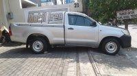 Jual Toyota: Hilux Single Cabin 2.0 Bensin Tahun 2015 Istimewa