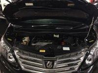 Jual Toyota: Alphard SC Audioless ( Pilot Seat ) 2013 Hitam