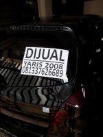 Toyota: Jual Yaris E 2008 Bali (5IMG20170827095642.jpg)