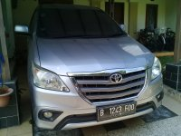 Toyota: Jual Kijang Innova October 2014 G/MT