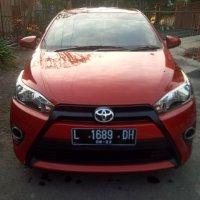 Jual Toyota: All new Yaris E 2014 sangat seperti baru