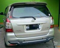 Jual Toyota Kijang Innova Tahun 2013 tipe G Manual