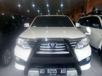 Toyota: Grand New Fortuner G Luxury Tahun 2012