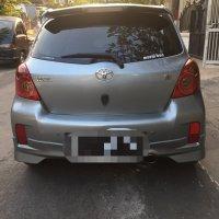 Toyota: Yaris Tipe S 2012 Matic Km 48.xxx Body malus Warna Silver. (IMG_4821.JPG)