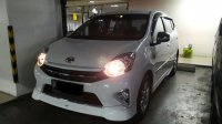 Dijual cepat Toyota Agya 2016