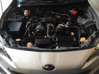 Toyota FT 86: Subaru BRZ A/T 2014 Plat B(jkt) Lookasi Bandung, Silver metalik (IMG_5185.JPG)