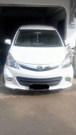 Jual Toyota: Avanza Veloz 2012 A/T  Putih
