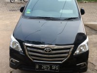 Toyota: Jual Cepat (BU) Kijang Innova