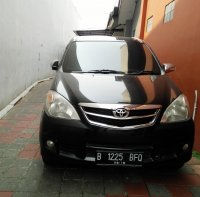 Jual Toyota Avanza 2009 G Manual