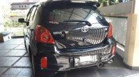 Jual Toyota Yaris E 2013 black MT