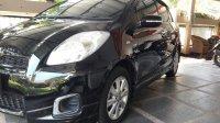 Toyota Yaris E 2013 black MT (2.jpg)