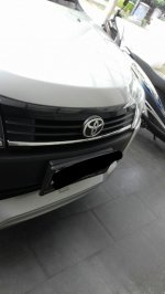 Jual Toyota Rush TRD Sportivo AT 2015