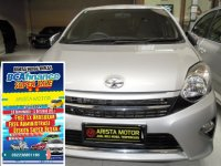 Toyota: Agya G'14 MT Silver Km22rb Tg1 L Double AirBag Mobil SGT Terawat Bagu (20170918_122259.png)