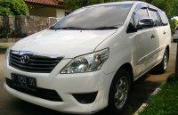 Jual Toyota: Innova E 2.5 MT 2013