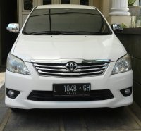 Jual Toyota Kijang Innova G 2.0 A/T 2012 KONDISI ISTIMEWA