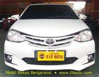 """Jual Toyota Etios type G manual thn """"2014 Putih BERGARANSI"""